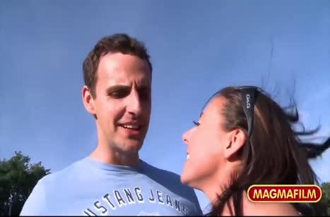 Скриншот Пошлая пара решается поснимать частную порнушку №4112 1