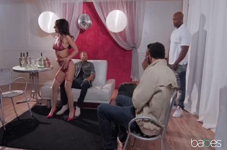 Скриншот Горячее порно видео двойного проникновения №3500 1