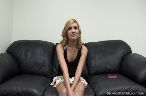 Развратная чика классно дрючится на порно кастинге №746