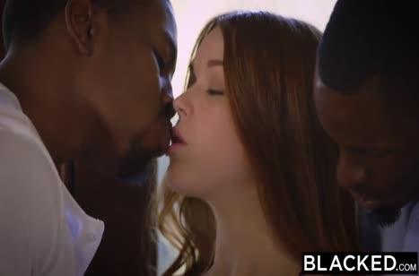 Скриншот Развратный секс с аппетитными рыженькими девочками №3258 3