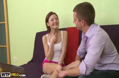 Скриншот Красивое порно на телефон с рыжими девушками №4678 1