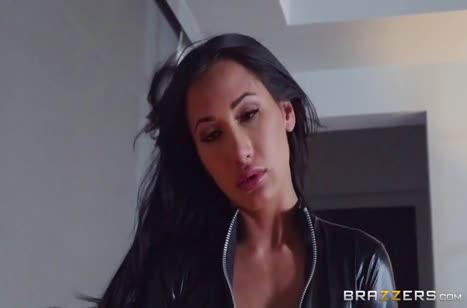 Скриншот Развратное порно видео с девочками в латексе №2313 1