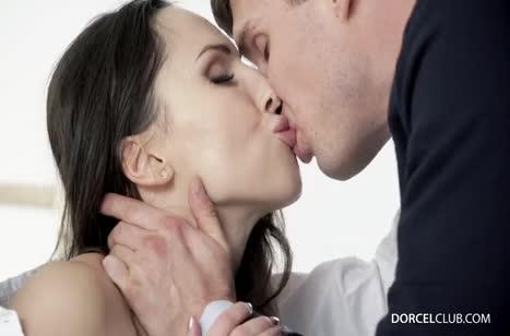 Скриншот Жесткая порнушка довела пошлую телочку до экстаза №2661 5